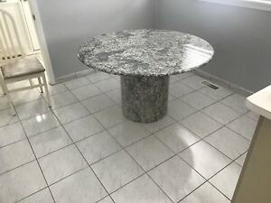 Kitchen Table granite