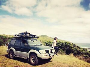 1997 Toyota LandCruiser Wagon - Backpacker, Traveller, 4WD, Campervan Perth Perth City Area Preview