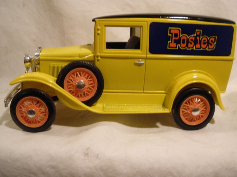 POSIES FORD MODEL A DELIVERY TRUCK BANK