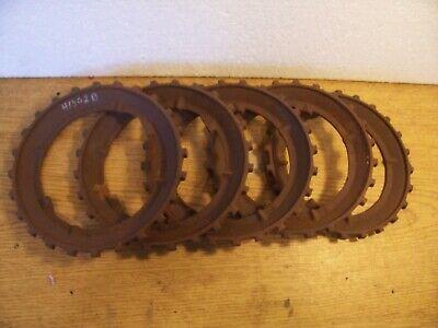1 Vintage Cast Iron Jd Planter Plate H1302b Lot N7