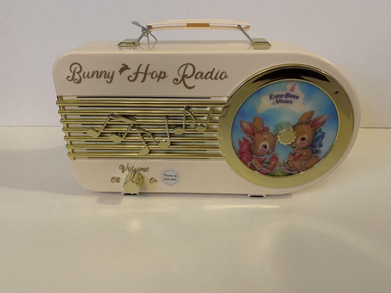 Mr. Cottontail Bunny Hop Radio/Easter Decor