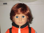 Custom American Boy Doll
