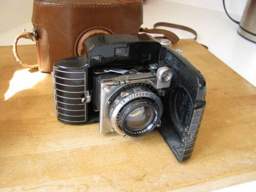 Early Kodak Bantam Special w. 45mm Ektar f/2 Lens 1936 Serial #3300