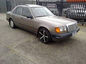 1988 Mercedes-Benz 260E Sedan Melton Melton Area Preview