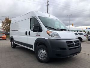 2018 Ram Promaster HIGH ROOF**BACK UP CAMEAR**