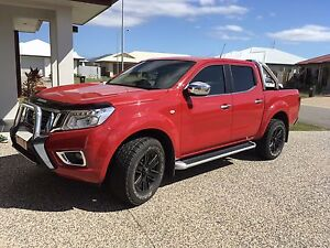Near New Nissan Navara ST Burdell Townsville Surrounds Preview