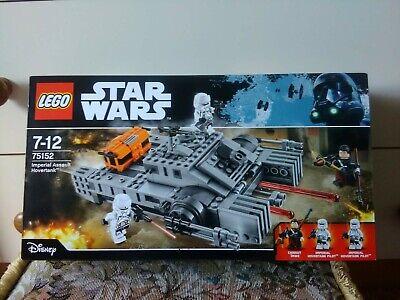 LEGO Star Wars Imperial Assault Hovertank (75152) BNIB