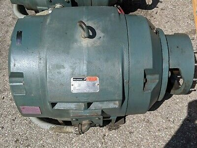 Reliance 75 Hp - Frame 365ty - 3 Phase - 1765 Rpm - Used - Low Hours As Is