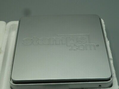 Stamps.com Model 510 5 Lb Usb Scale Silver