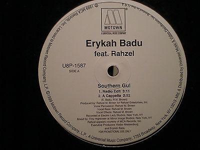Erykah Badu   Rahzel   Southern Gul  12    1999     Rare     The Roots