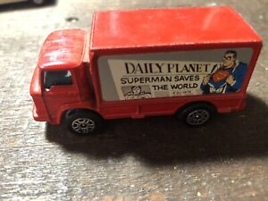 Corgi Juniors superman news truck