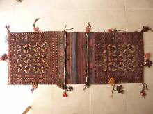 Afghan trible saddle bag carpet Ferny Hills Brisbane North West Preview