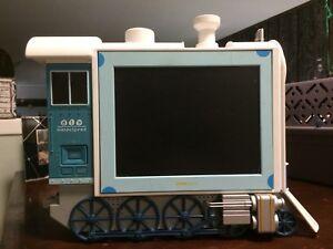 Mini 9.5 inch/24cm TV train design
