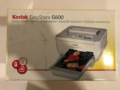 Kodak EasyShare G600 printer Dock new opened box , used for sale  Warwick