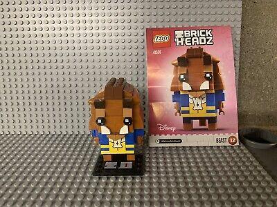 Lego Brickheadz 41596 Disney Beast Set Complete