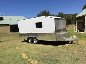 Camper trailer / enclosed trailer Maddington Gosnells Area Preview