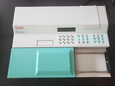 Thermo Multiskan Ex Lab Benchtop Microplate Reader Model 355 Tested