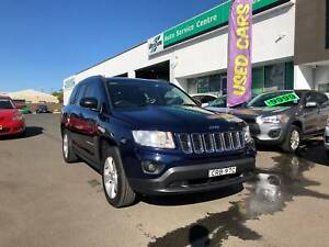 2013 Jeep Compass SPORT Manual SUV Blacktown Blacktown Area Preview