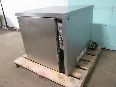 Fwe Uhs-4 Hd Commercial Nsf 120v 1ph Electric Heated Holding Cabinet Warmer