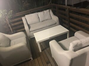 Outdoor lounge set. FREE. Pick up only!