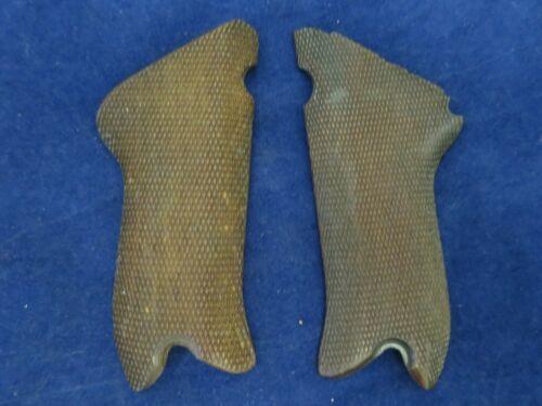 Luger Grips 1908 - 1945 Original Walnut Grips