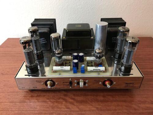 Dynaco ST-70 tube amp
