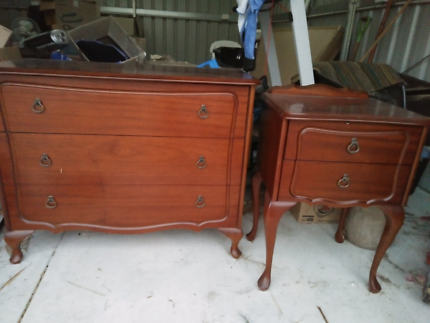 Bedroom furniture   250 00  Rockingham. Bedroom furniture   Bedside Tables   Gumtree Australia Rockingham