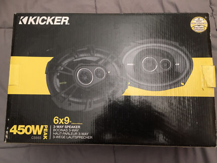 6x9 Kicker Speakers 450W