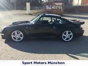 Porsche 911 993 3.6 Turbo Coupe WLS BRD SSD