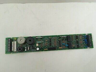 Simplex 565-233 Fire Alarm Remote Interface II Control Panel Card 4100 Alarm Control Interface