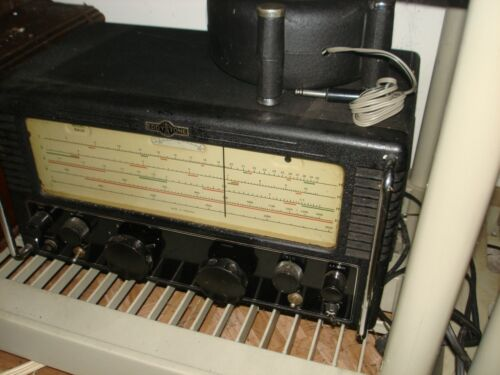 EDDYSTONE 840A COMMUNICATIONS RECEIVER