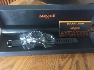 Lancaster Italy Mens Watch