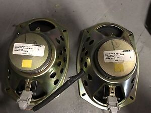 Pair of factory bose 6x9