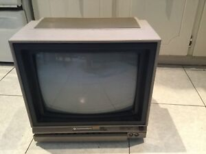 Vintage commodore monitor