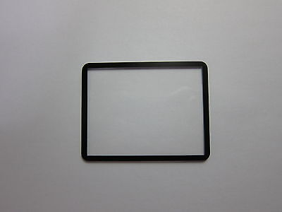 Window Display Outer Glass For Nikon D7100 LCD External Screen With tape