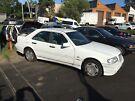Mercedes Benz C180 W202 automatic now wrecking Northmead Parramatta Area image 2
