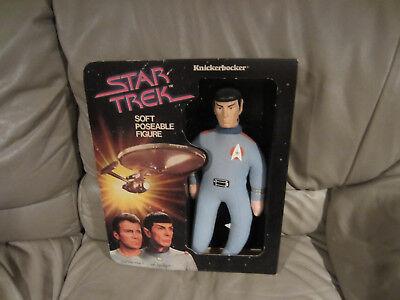 Mr. SPOCK 1979 STAR TREK THE MOTION PICTURE KNICKERBOCKER FIGURE -NIP