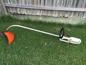 Stihl electric line trimmer whipper snipper Coorparoo Brisbane South East Preview