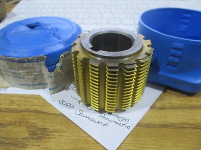 Pfauter Maag Cutting Tool Hob Tinite Coating Pt. Id 81392-006-5