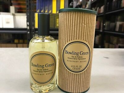 Bowling Green Cologne Geoffrey Beene 4 0 Oz 120 Ml Edt Spray For Men New In Box