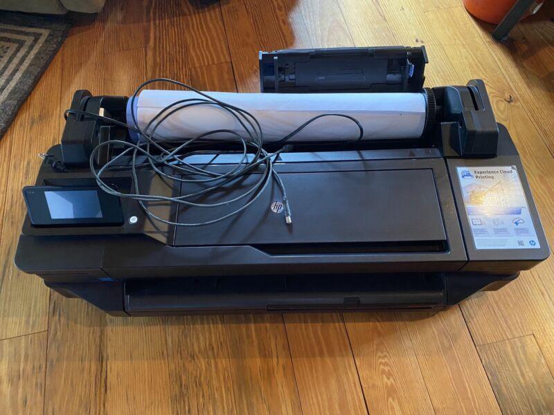HP Designjet T120 Professional Printer ePrinter Hewlett-Packard