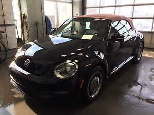 2016 VW Beetle convertible $330 tax in - Employee price