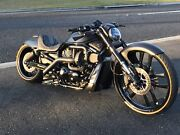 Custom Turbo Vrod 300 Rear 26 inch Front Burpengary Caboolture Area Preview