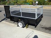 LAWNMOWER TRAILER AUSTRALIAN MADE $2790 Morphett Vale Morphett Vale Area Preview