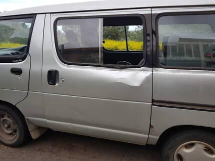 TOYOTA Spacia 8 Seater Van 1995 Auto