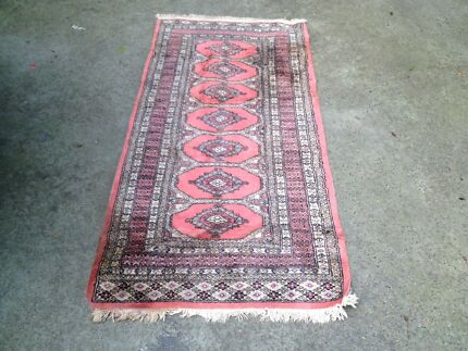 Pure Wool Hand Made Persian $100
