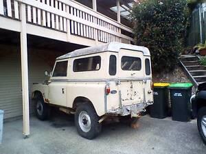 1963 Land Rover (4X4) Coffs Harbour Coffs Harbour City Preview
