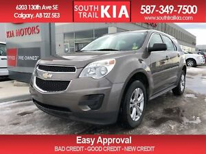 2010 Chevrolet Equinox LS, AWD, PRICED TO SELL!