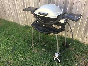 Weber Baby Q 100 BBQ Woody Point Redcliffe Area Preview