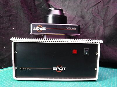 Diagnostic Instruments Inc Spot Model Sp401-115 Camera Model 1.3.0